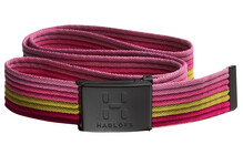 Haglfs Webbing ceinture jaune/rose